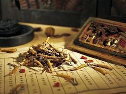 伝統医学:漢方