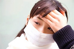 風邪に効果的な民間療法