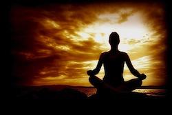 伝統医学:瞑想
